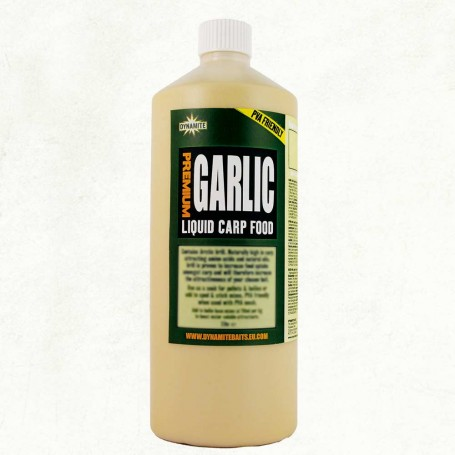 DYNAMITE BAITS ADDITIVO PREMIUM GARLIC 1LT