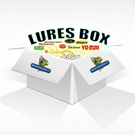 PESCA+ TROUT AREA LURES BOX