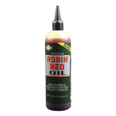 DYNAMITE BAITS ADDITIVO EVOLUTION ROBIN RED OIL 300ML