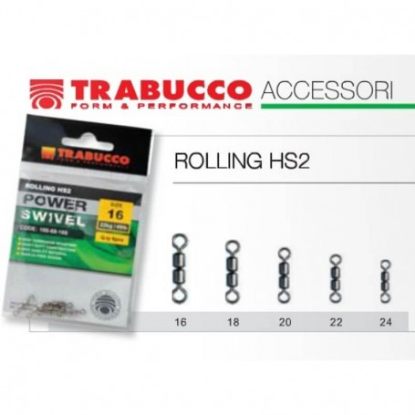 TRABUCCO GIRELLA TRIPLA ROLLING HS2