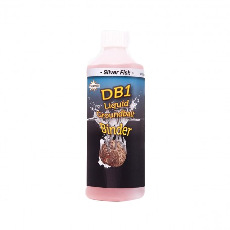 DYNAMITE BAITS ADDITIVO DB1 BINDER 500ML - SILVER